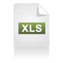 Image of File XLS